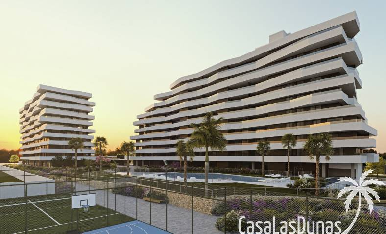 Apartment - New Build - Alicante - Alicante