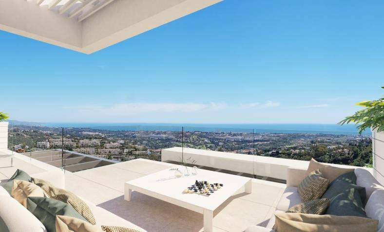 Apartment - New Build - Benahavis - Benahavis