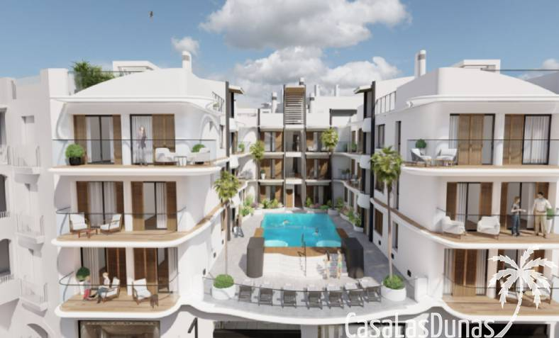 Apartment - New Build - Estepona - Estepona