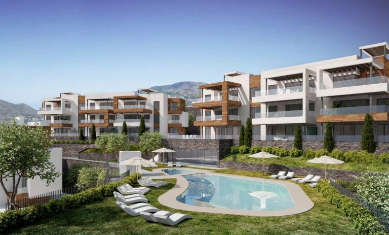 Apartment - New Build - Fuengirola - Fuengirola