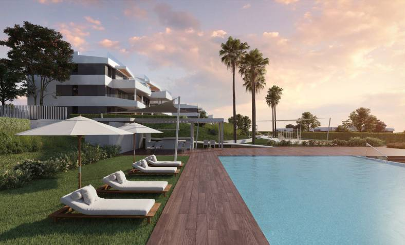 Apartment - New Build - Malaga - Málaga