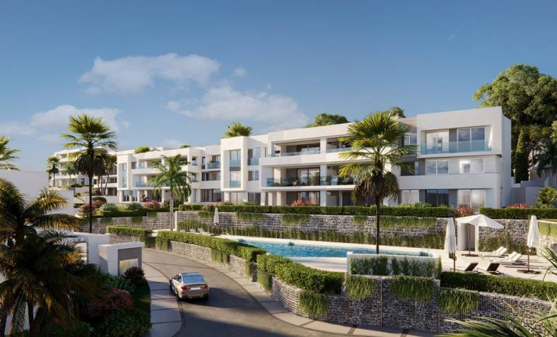 Apartment - New Build - Marbella - Marbella