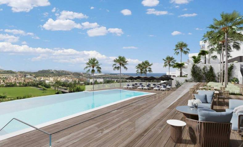 Apartment - New Build - Mijas - Mijas