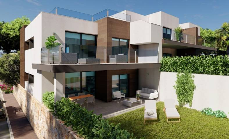 Apartment - New Build - Moraira - Moraira