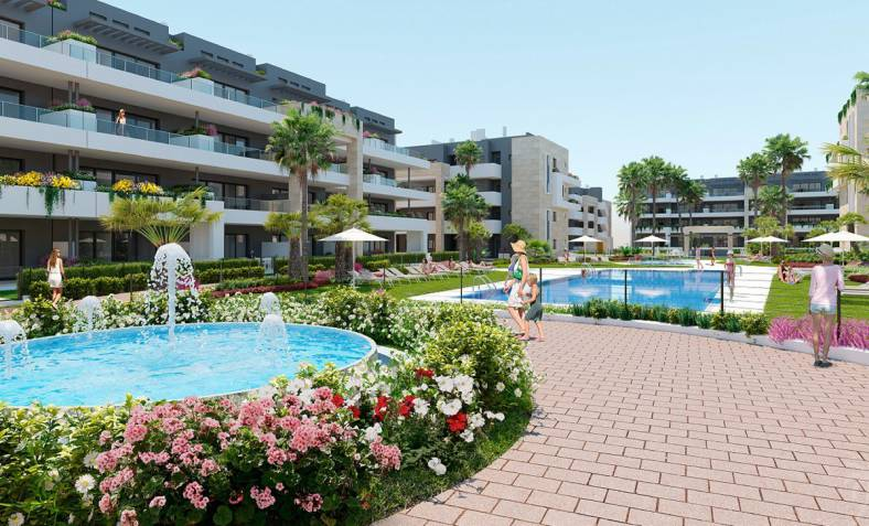 Apartment - New Build - Orihuela Costa - Orihuela Costa