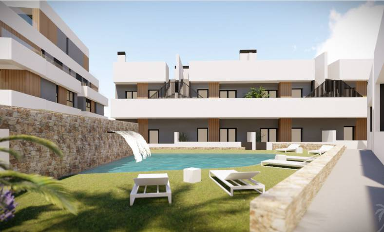 Apartment - New Build - San Javier - San Javier