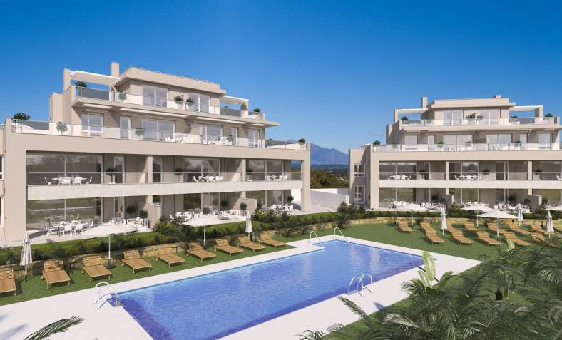 Apartment - New Build - Sotogrande - Sotogrande