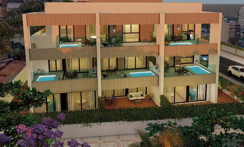 Apartment - New Build - Torremolinos - Torremolinos