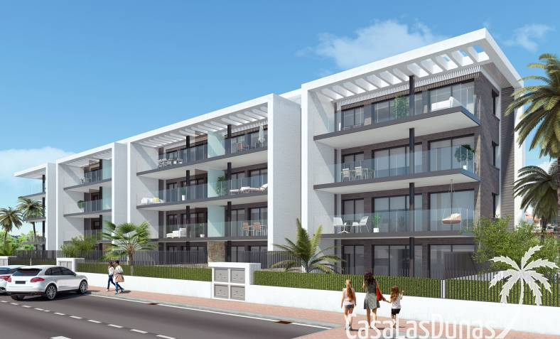 Apartment - Resale - Jávea - Arenal