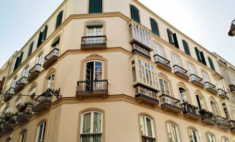 Apartment - Resale - Malaga - Málaga