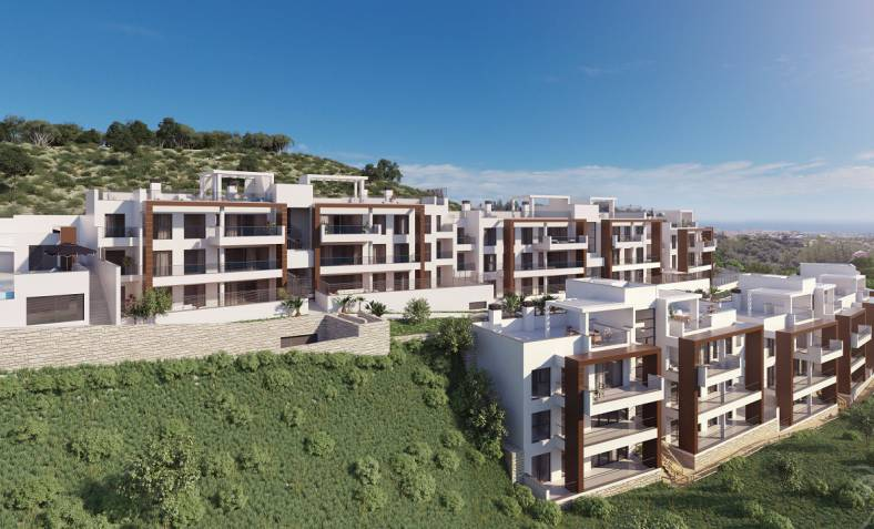 Appartement - Nouvelle construction - Benahavis - Benahavis