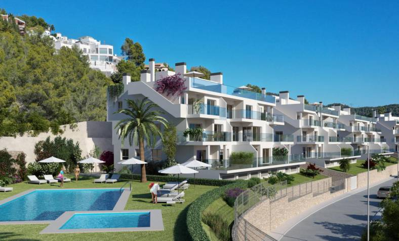 Appartement - Nouvelle construction - Calpe - Calpe