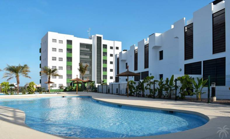 Appartement - Nouvelle construction - Campoamor - Campoamor