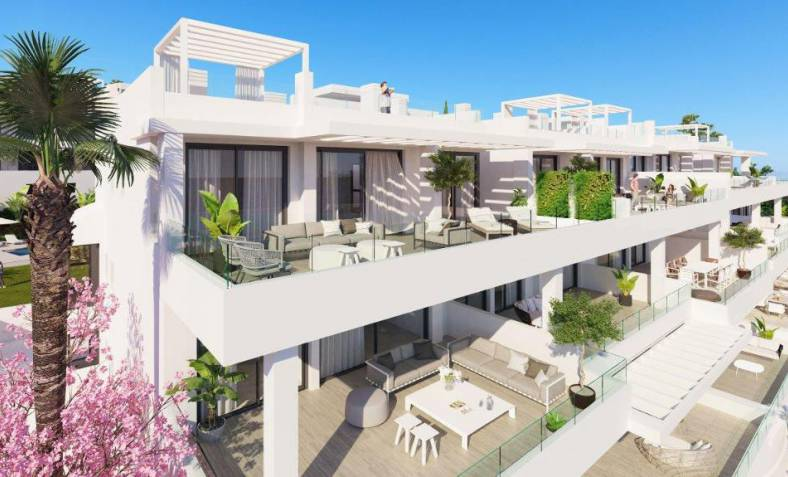 Appartement - Nouvelle construction - Estepona - Estepona