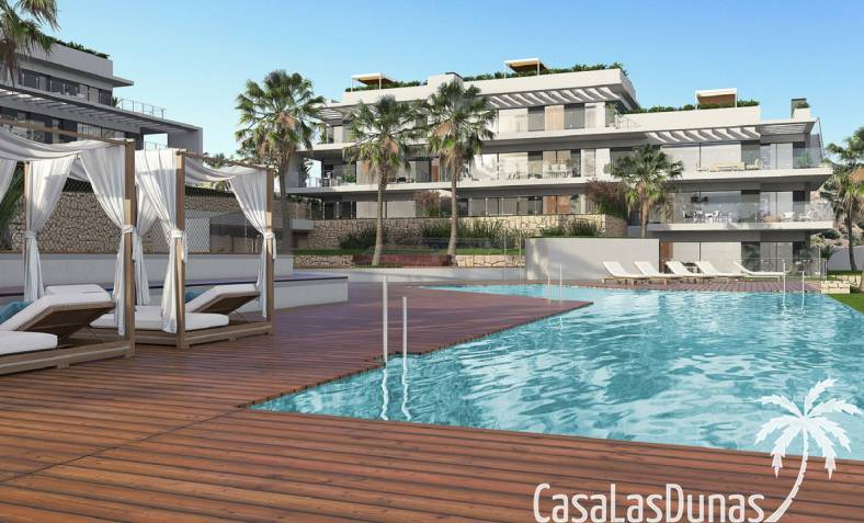 Appartement - Nouvelle construction - Malaga - Málaga
