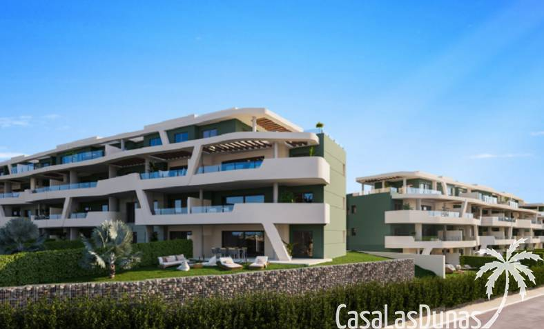 Appartement - Nouvelle construction - Mijas Costa - Mijas, Mijas Costa
