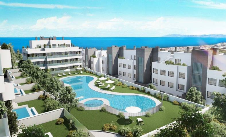 Appartement - Nouvelle construction - Mijas - Mijas