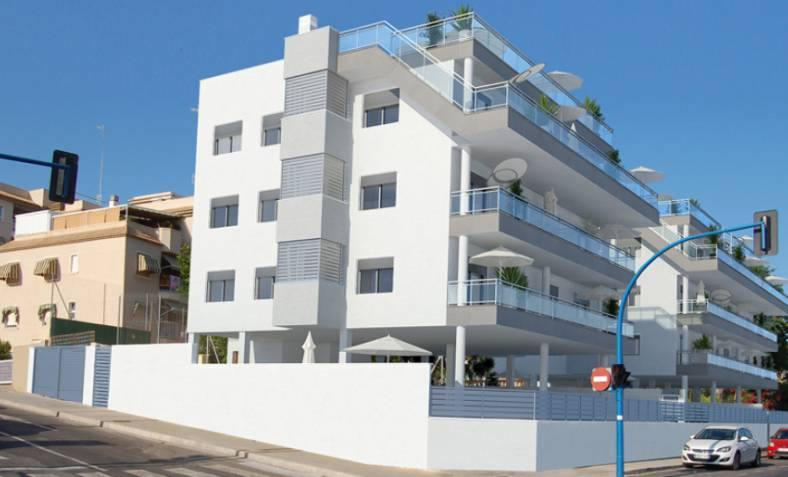 Appartement - Nouvelle construction - Santa Pola - Santa Pola