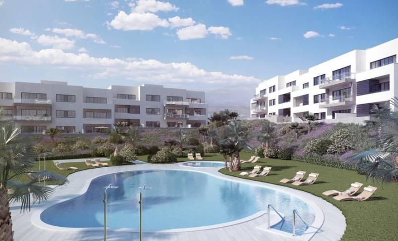 Appartement - Nouvelle construction - Torre del Mar - Torre del Mar