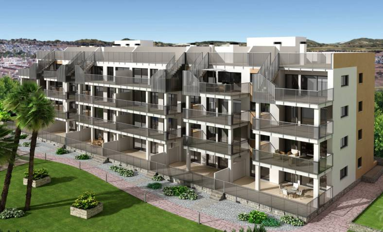 Appartement - Nouvelle construction - Villamartín - Villamartín