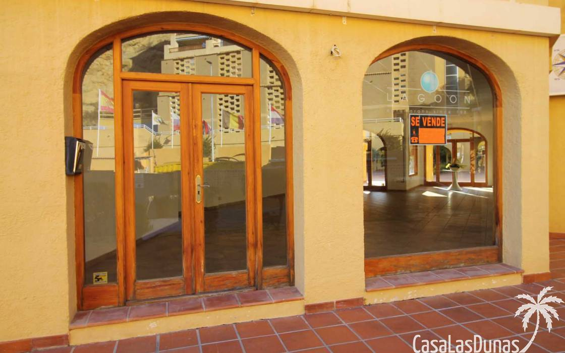 Bestaand - commercial property - Altea