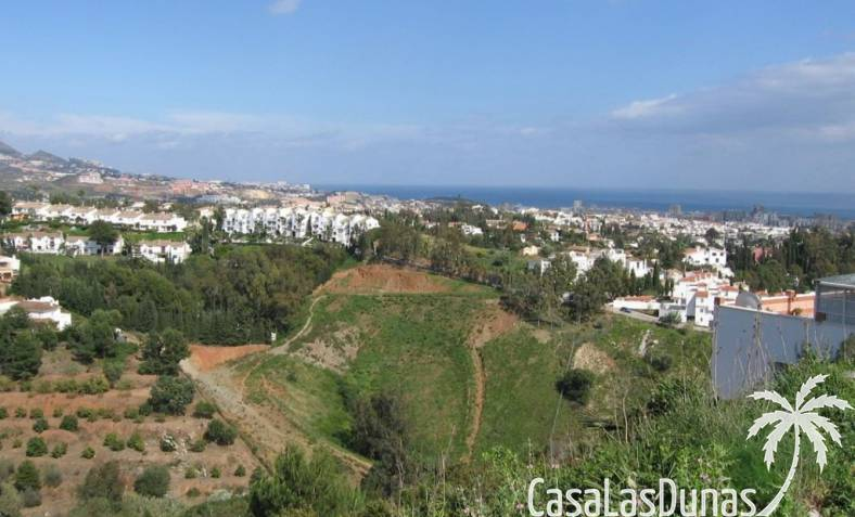 Building plot - Resale - Mijas Costa - Mijas, La Sierrezuela