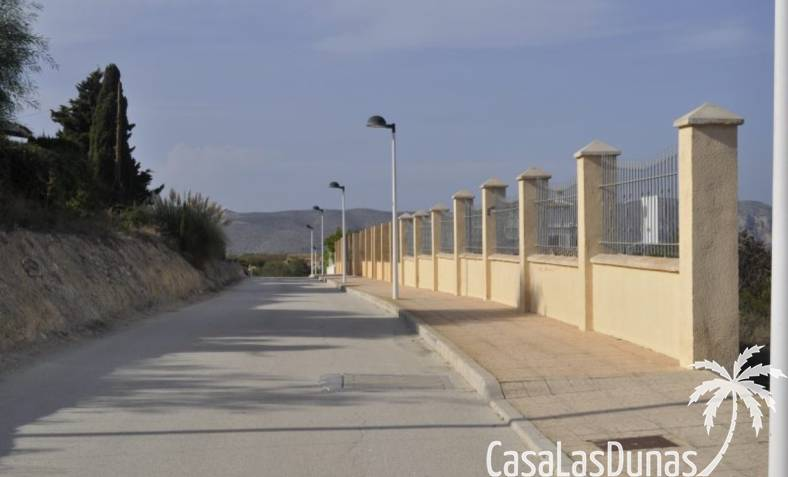 Building plot - Resale - Moraira - Benimeit