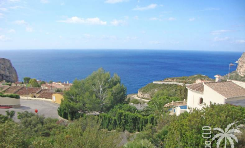 Building plot - Resale - Moraira - Moraira