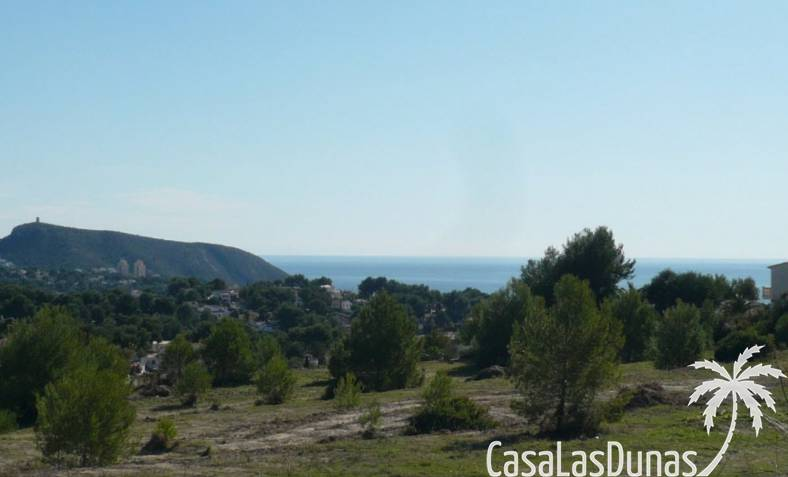 Building plot - Resale - Moraira - Sabatera