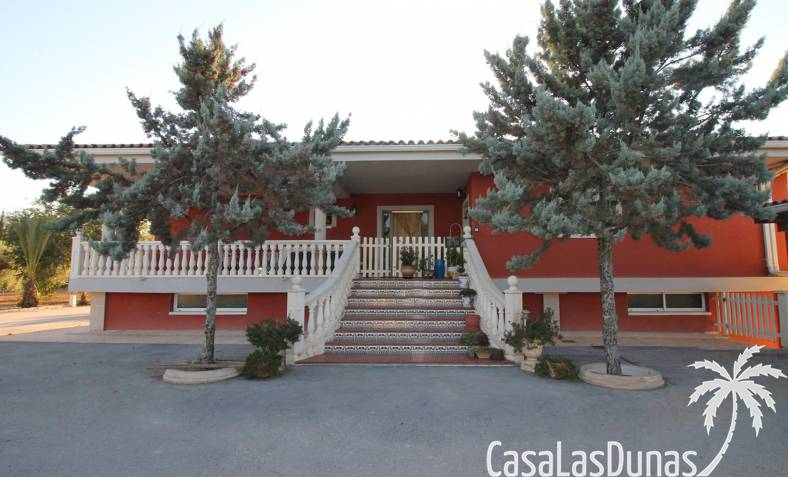 Finca - Resale - Aspe - Inland