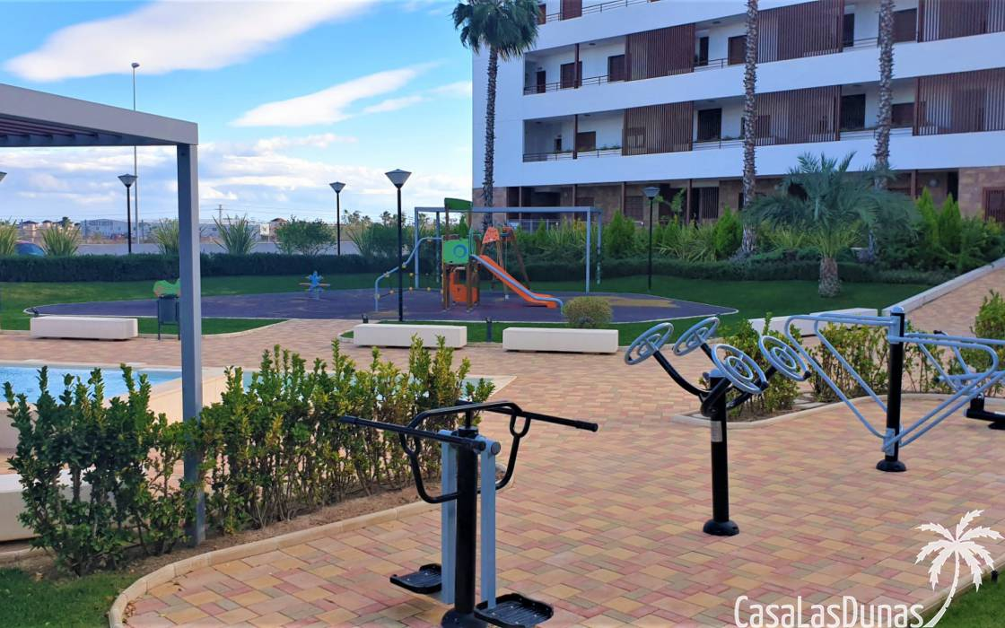 Holiday Rental - Apartment - Campoamor