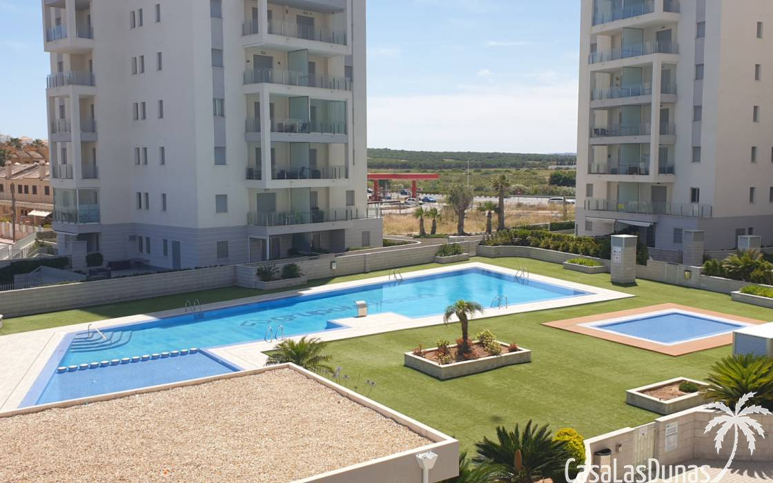 Holiday Rental - Apartment - La Mata - Aqua Natura La Mata