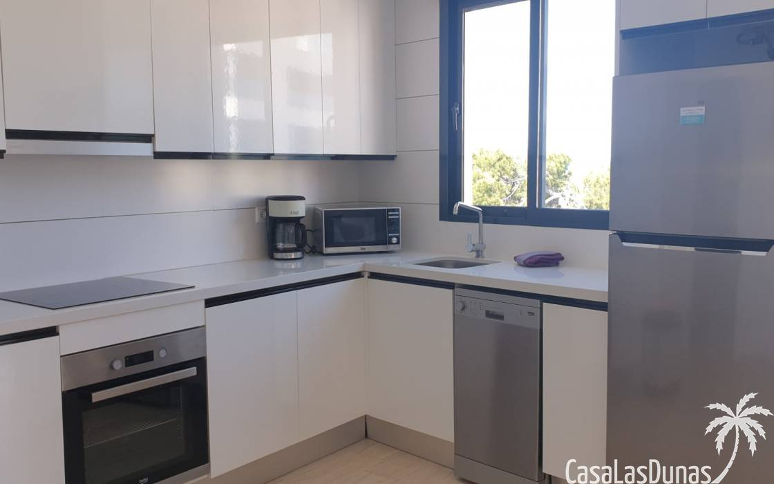 Holiday Rental - Apartment - La Mata - Pinada Beach La Mata