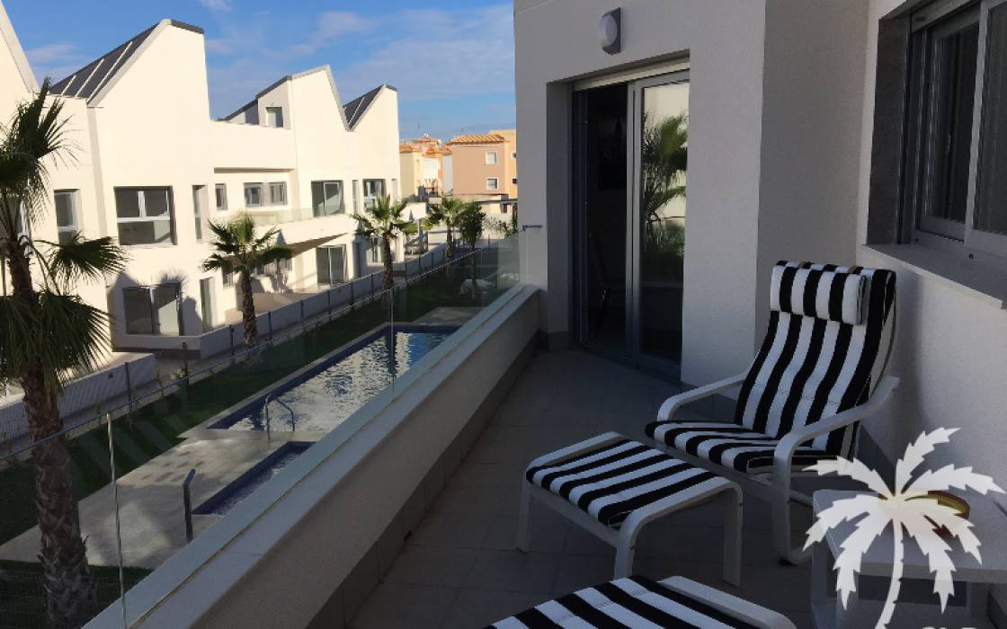 Holiday Rental - Apartment - Torrevieja