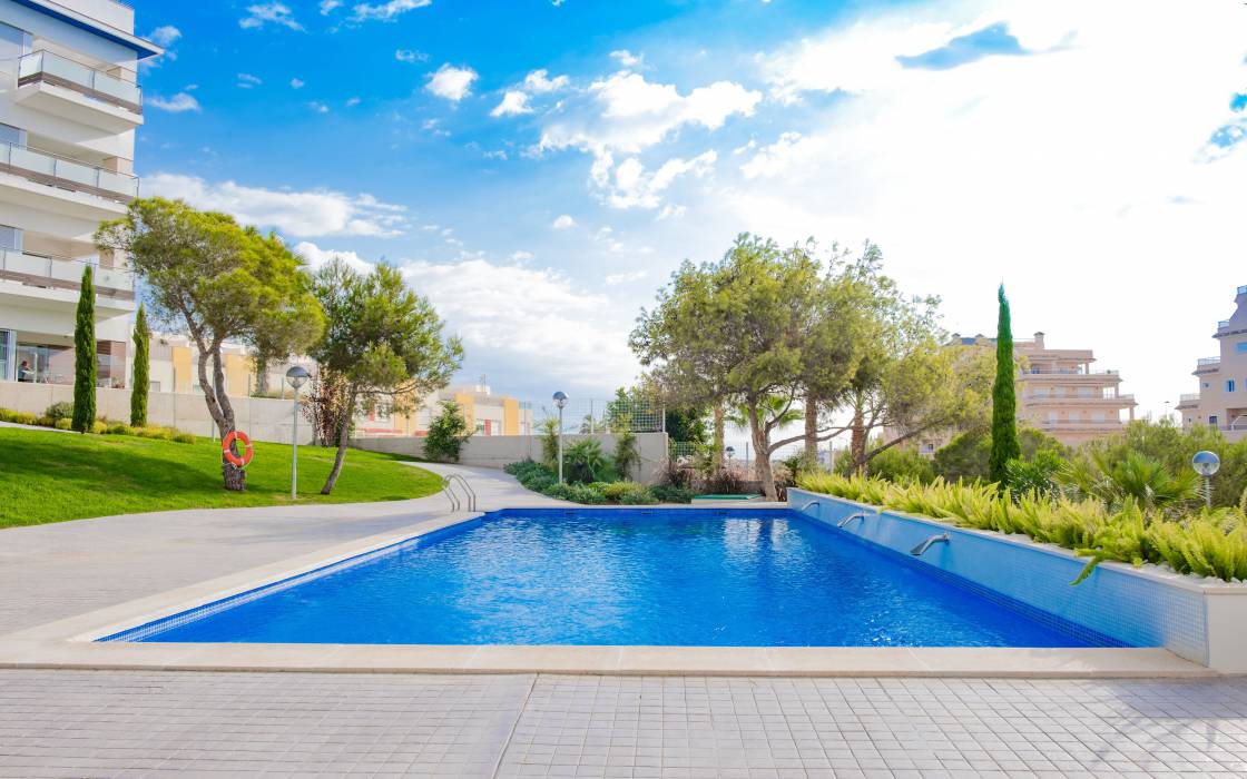 Holiday Rental - Penthouse - Villamartín