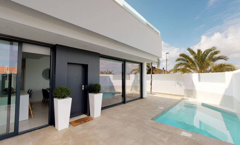 House - New Build - La Manga del Mar Menor - La Manga del Mar Menor