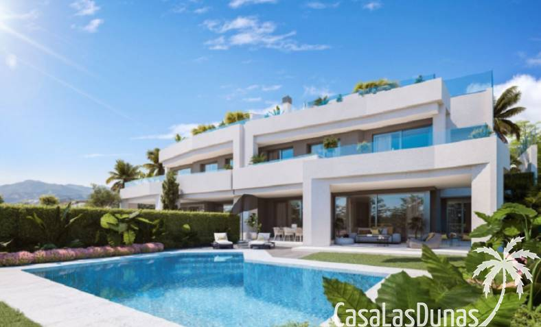 House - New Build - Marbella - Marbella