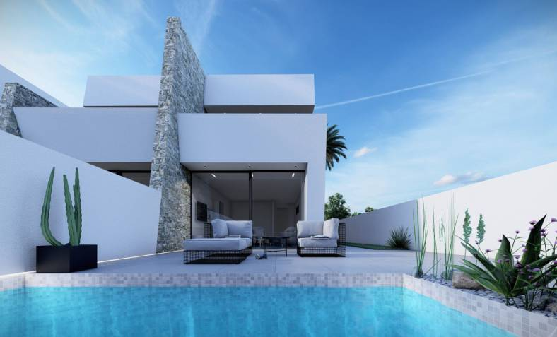 House - New Build - San Pedro del Pinatar - San Pedro del Pinatar