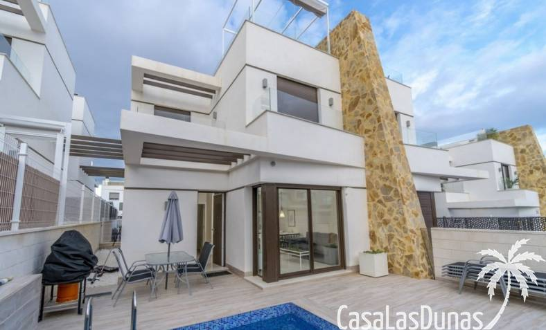 House - Resale - Orihuela Costa - Los Altos
