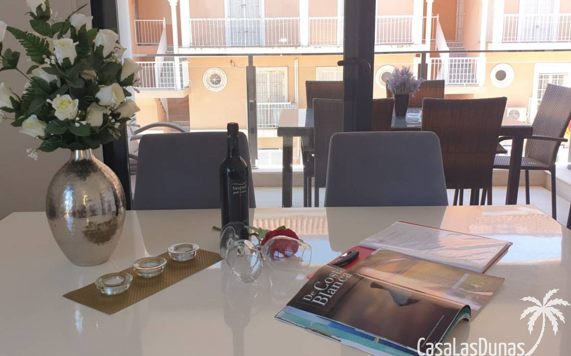 Location de vacances - Appartement - La Mata - Pinada Beach La Mata