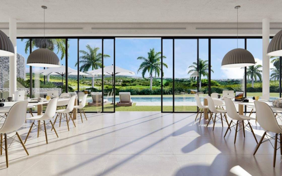 Neubau - Apartment - Marbella