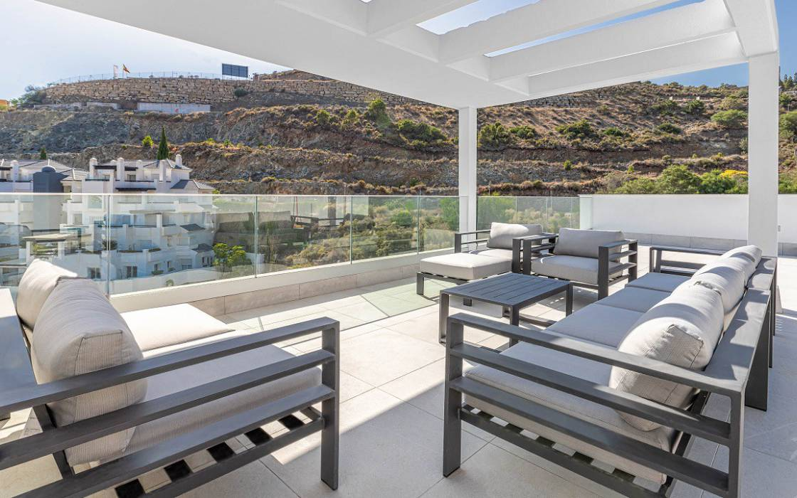 New Build - Apartment - Benahavis