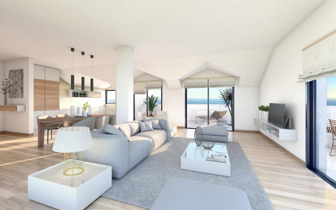 New Build - Apartment - Benalmádena