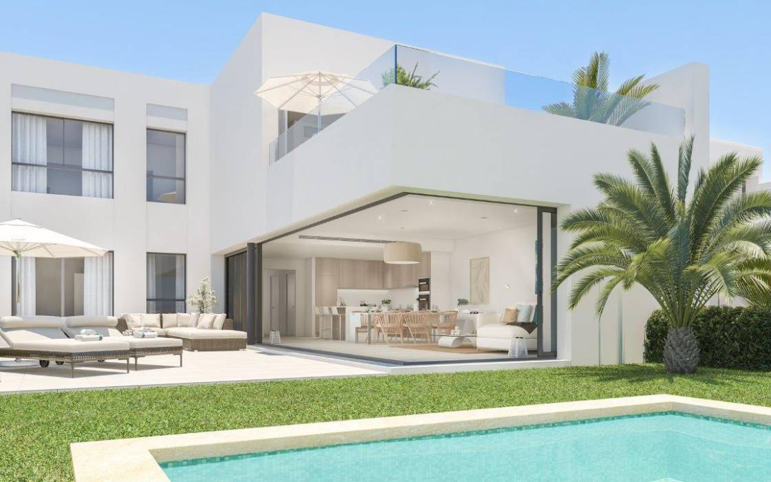New Build - Apartment - Casares