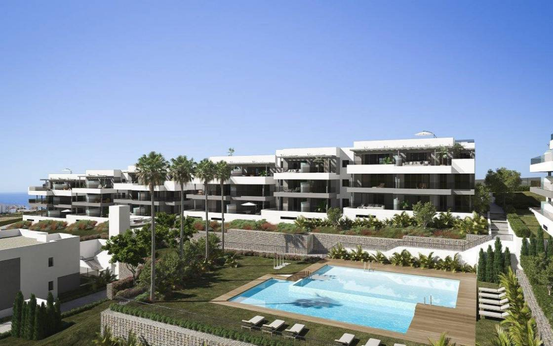 New Build - Apartment - Estepona