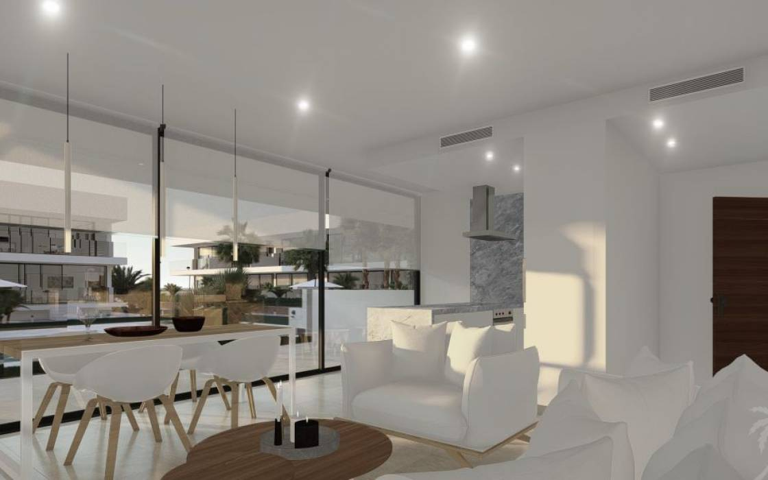 New Build - Apartment - Mar de Cristal