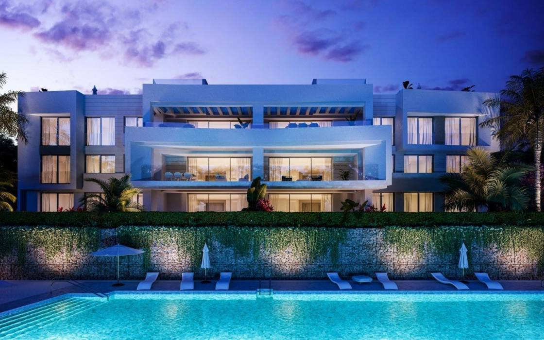 New Build - Apartment - Marbella