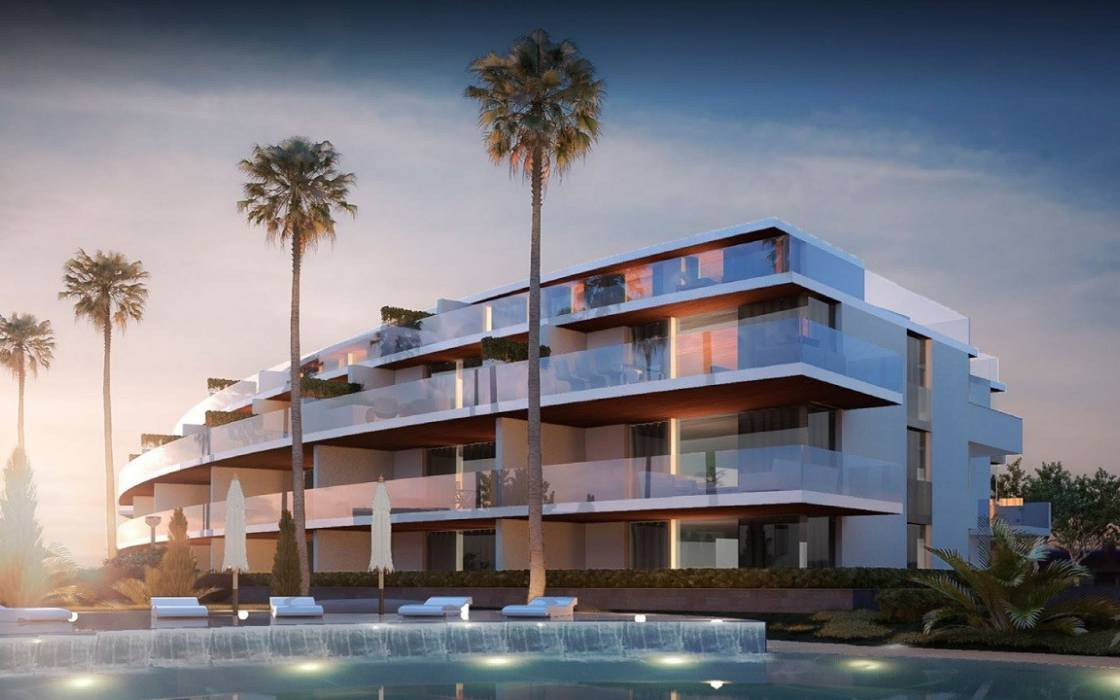 New Build - Apartment - Mijas