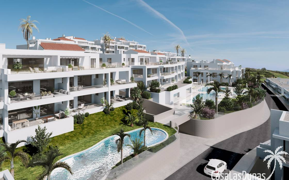 New Build - Apartment - San Roque - La Alcaidesa