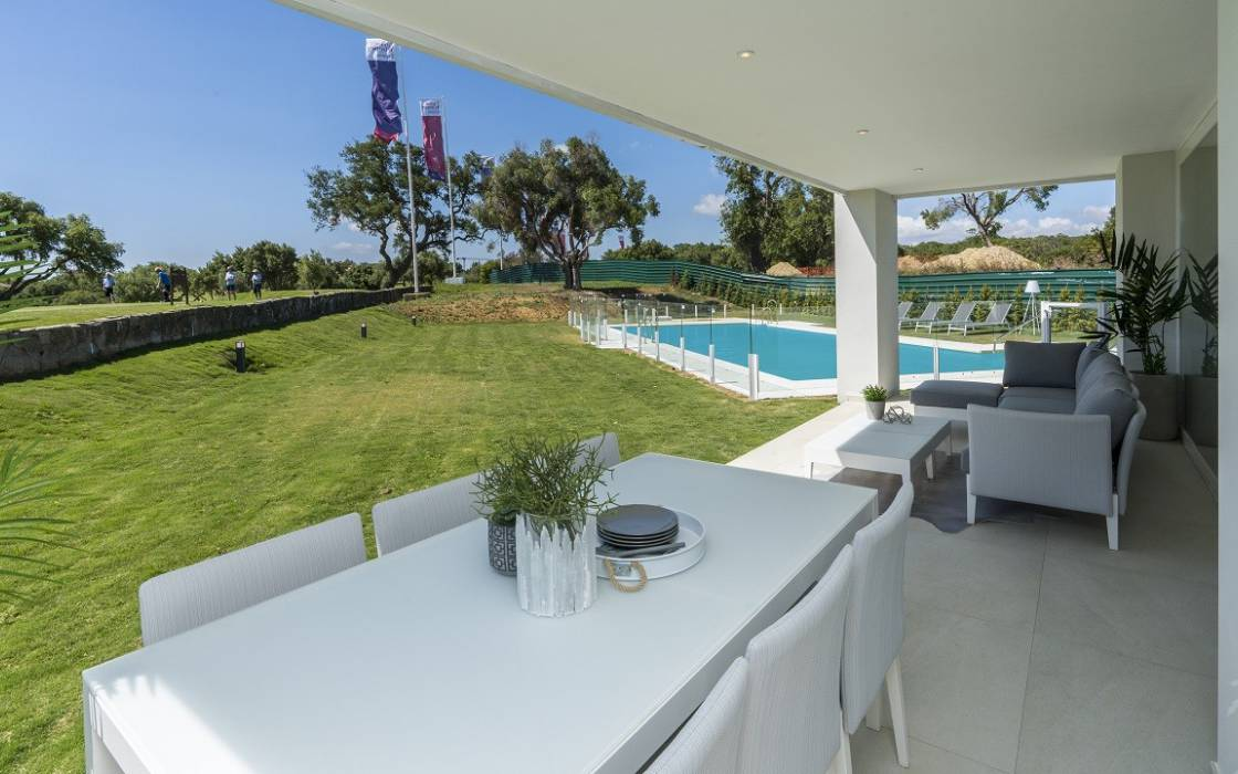 New Build - Apartment - Sotogrande